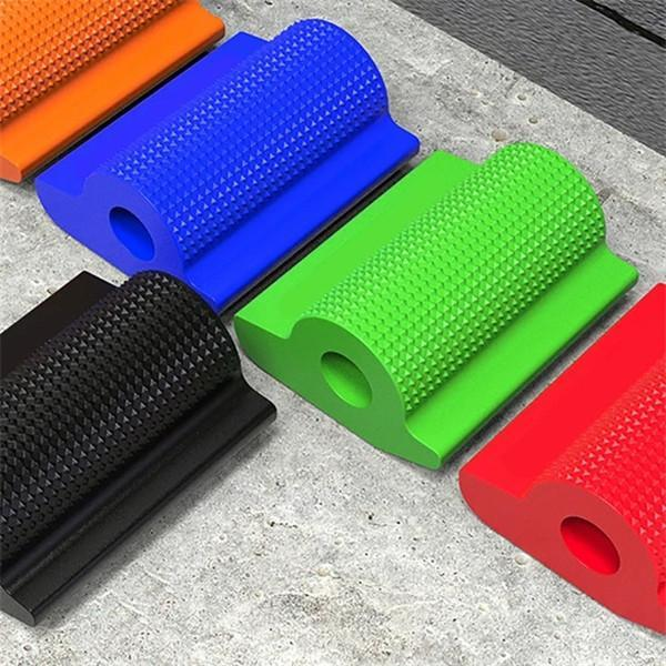 Motorcycle gear lever protective sleeve