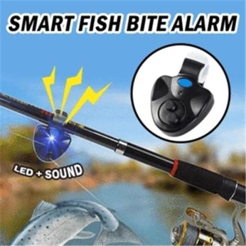 Smart Fish Bite Alarm