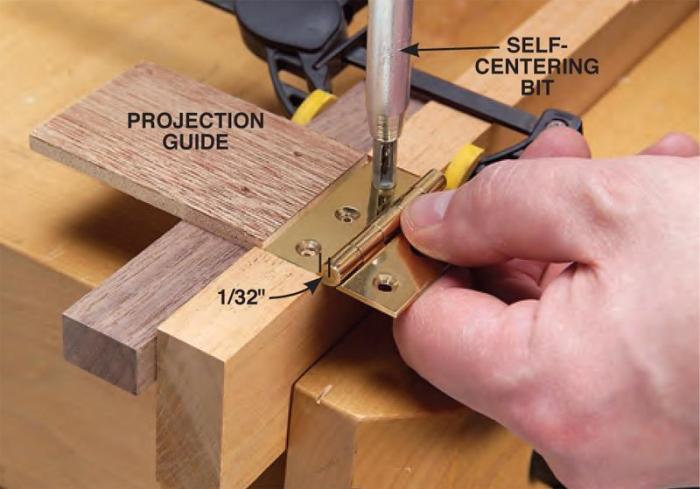 Premium Self-Centering Hole Drill Bit