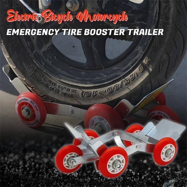 Tire Booster Trailer