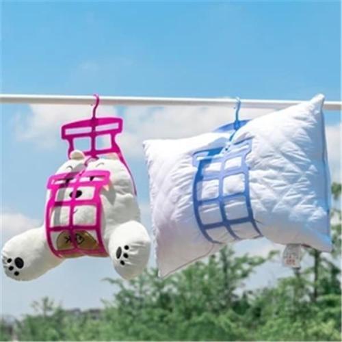 Folding Drying Pillow Hanger