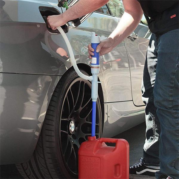 Battery Powered Fluid Transfer Pump