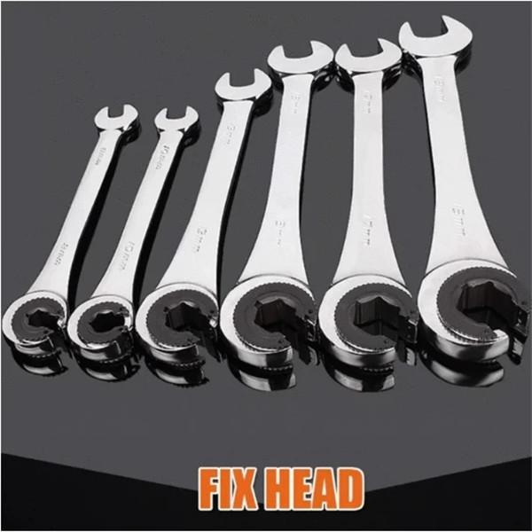 Tubing Ratchet Wrench