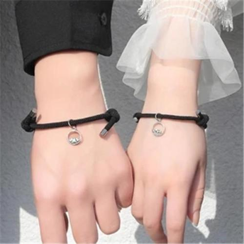 Attract Couples Bracelets 2PCS