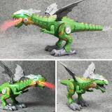 Walking Dinosaur-Dragon Hybrid Toy