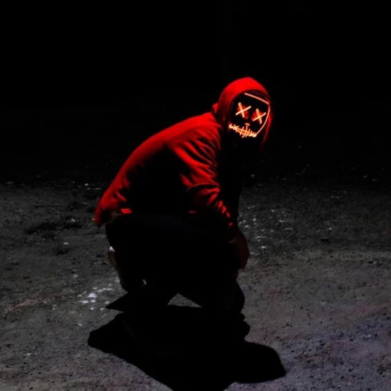 LED Party Masque Masquerade Masks