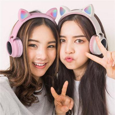 LED CAT EAR HEADPHONE