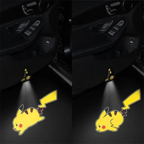 CHAINCHAPTER - Car Door Dynamic Wireless Led Welcome Light