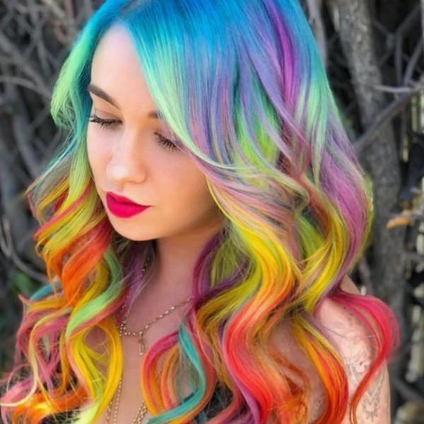 Fast Hair Coloring Set