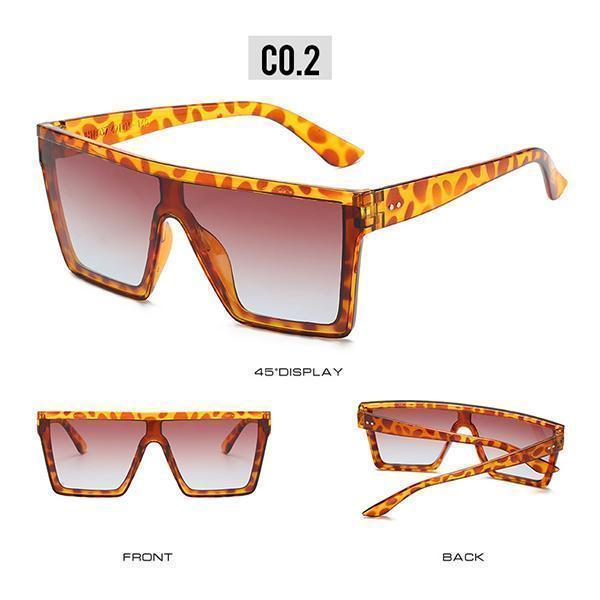 Fashion Exaggerated Trend Ocean Sunglasses