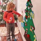 Best Gift For Children-DIY felt christmas tree