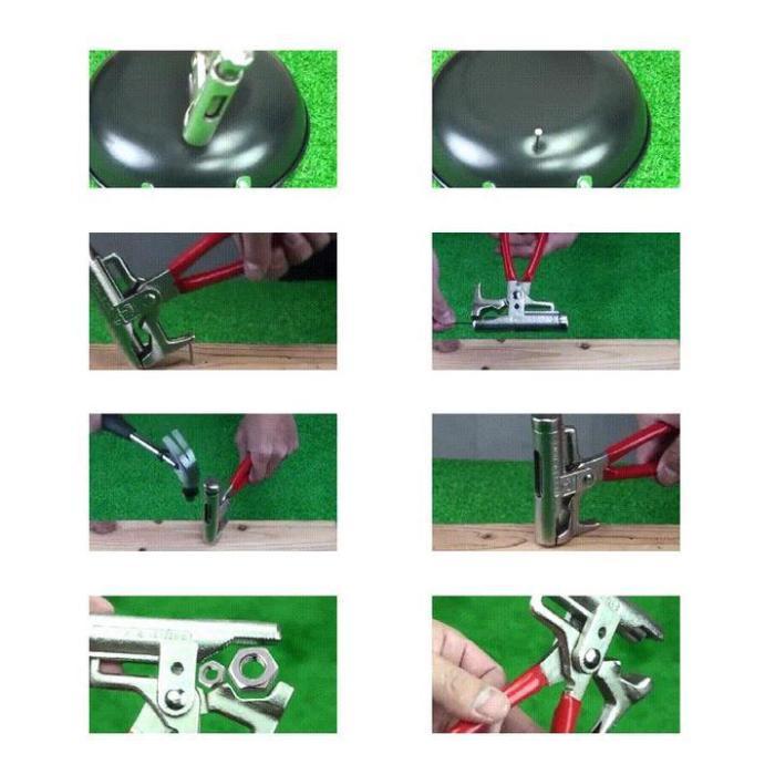10 Kinds Multifunctional Hammer