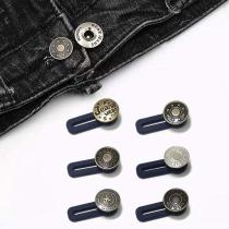 Jeans Retractable Button 3Pcs