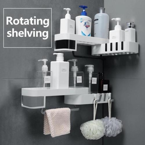 Rotating Storage Shelf