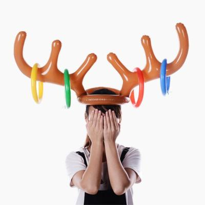 Reindeer Ring Games for Christmas Party