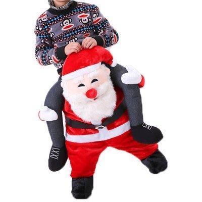 Carry Me Human Costume
