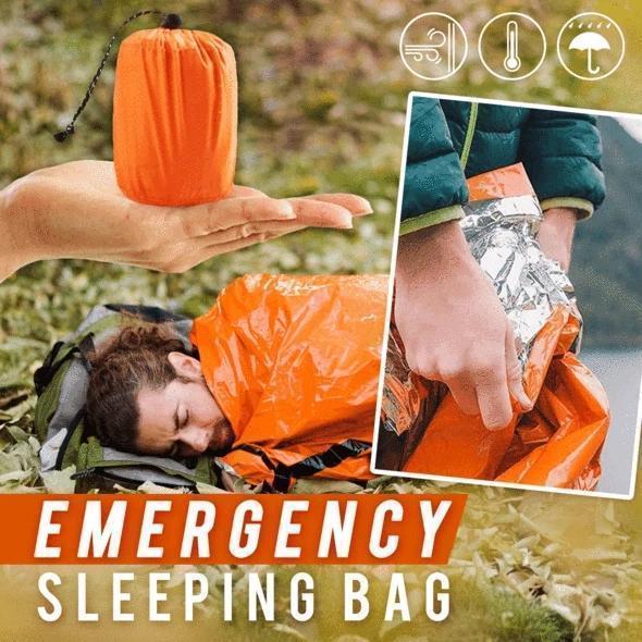 Emergency Waterproof Sleeping Bag
