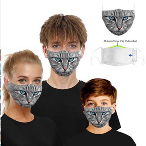Cat Face Mask