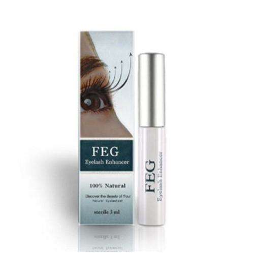 Authentic FEG Eyelash Enhancer Grower Rapid Growth Serum Liquid 100% Natural