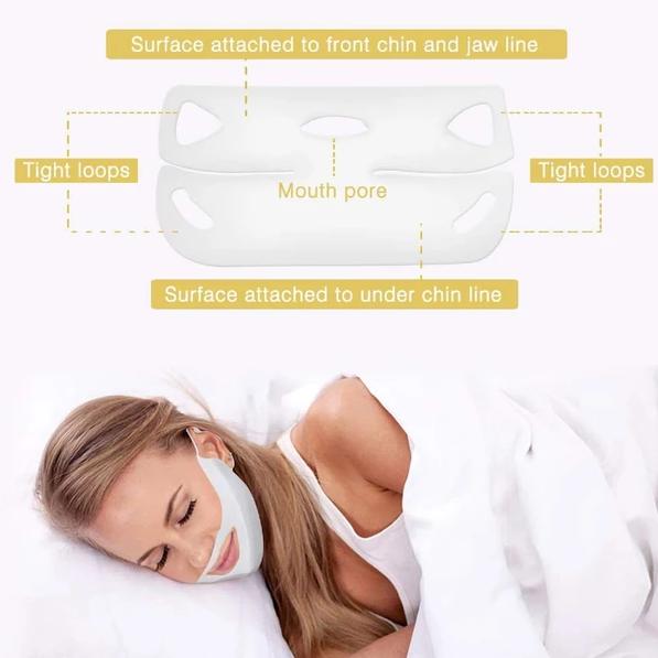 V-Shaped Slimming Mask