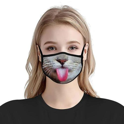 Top Five Face Masks For Cat Lovers