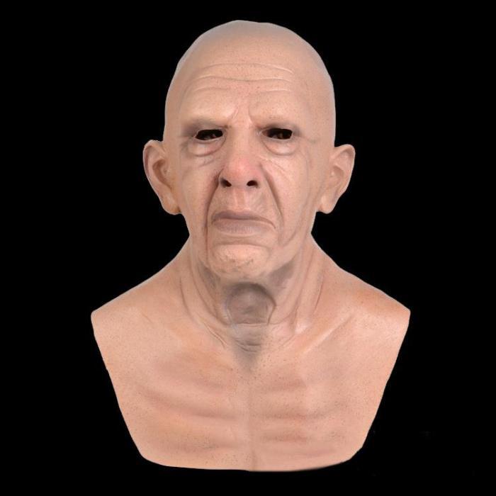 Human skin mask set-ANOTHER ME-THE ELDER