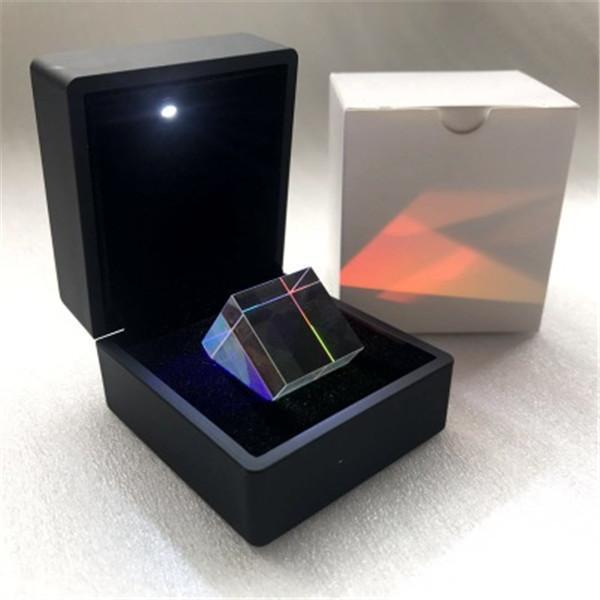 CMY Optic Prism Cube