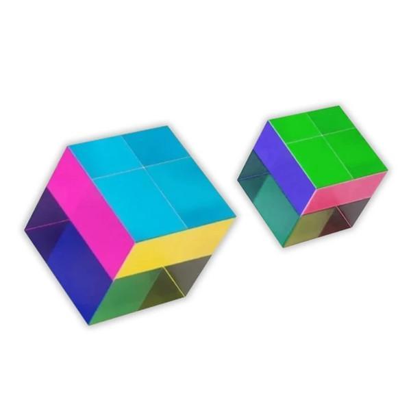CMY Optic Prism Cube
