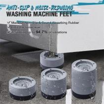 Anti-slip And Noise-reducing Washing Machine Feet