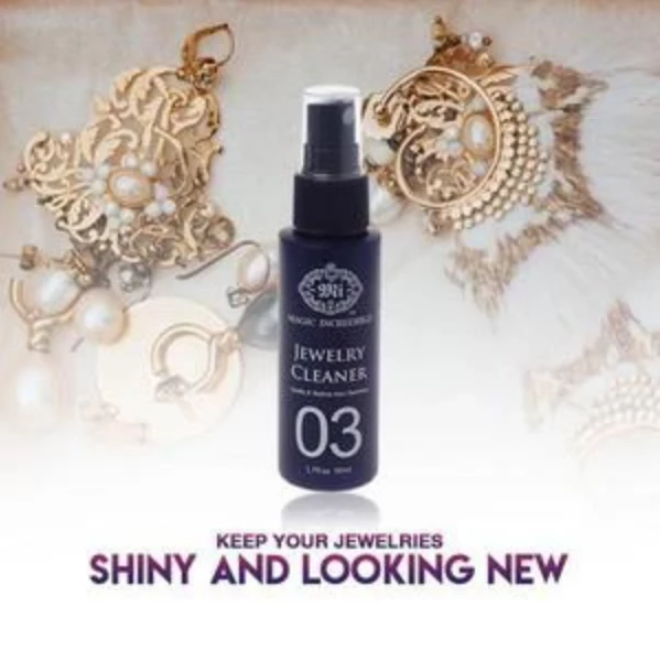 Instant Shine Jewelry Cleaner