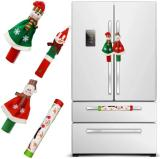 Christmas Hot Sale!Snowman Fridge