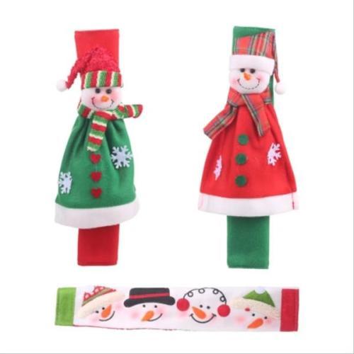 Christmas Hot Sale!Snowman Fridge