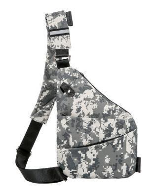 Anti-Theft Crossbody Pocket Bag