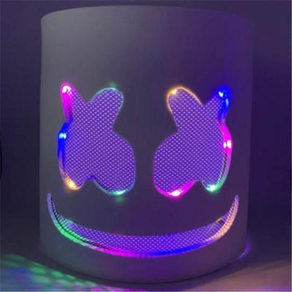 Marshmallow LED Helmet