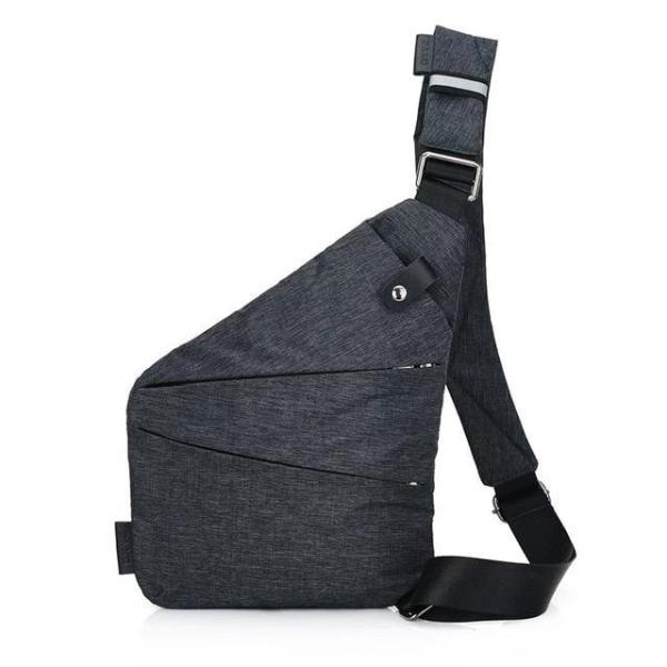 Anti-Theft Crossbody Pocket Bag
