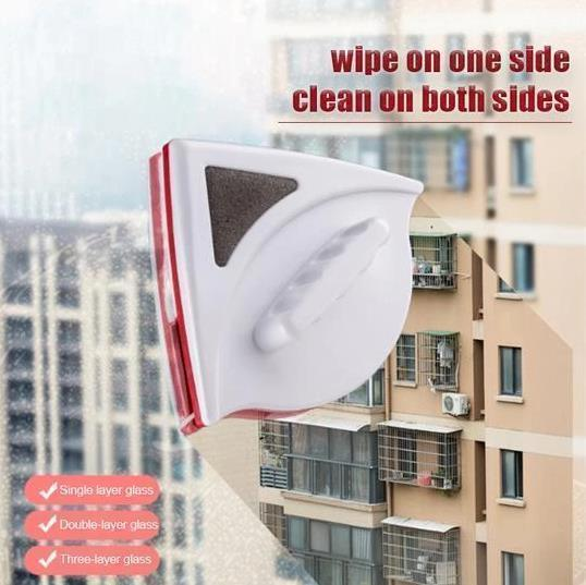 Double-Sided Window Cleaner(Manual Control)