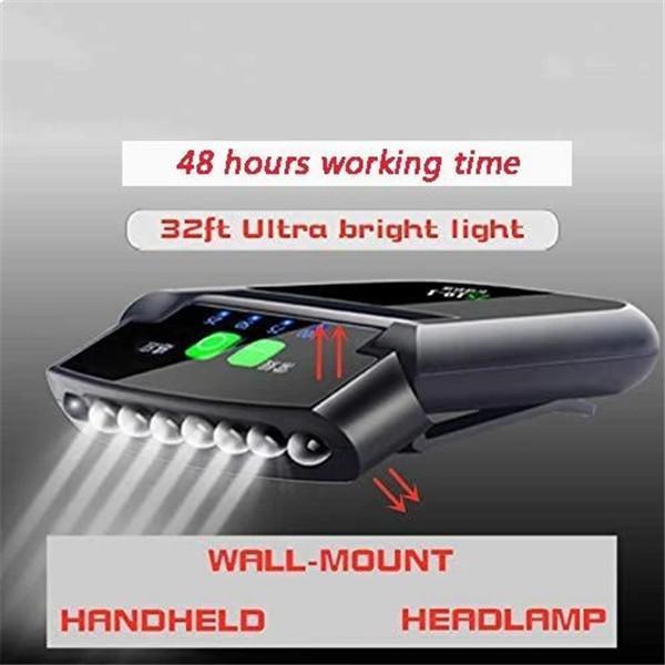Clip-On Cap LED Light