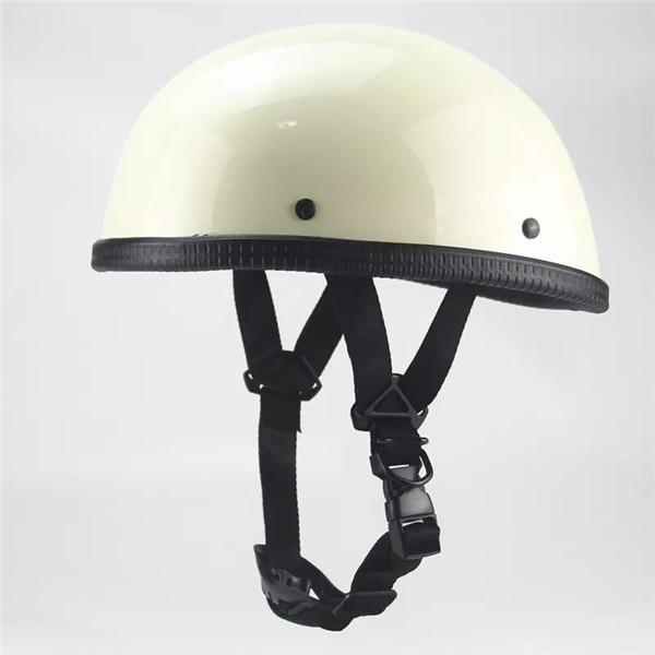 Upgraded Version Cool Half Helmet