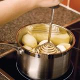 Multi-role Egg Whisk Potato Masher