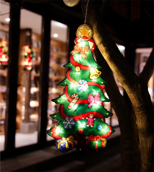 Christmas cupboard lamp