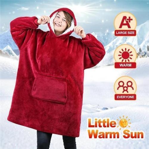 Ultra Soft & Cozy Blanket Sweatshirt