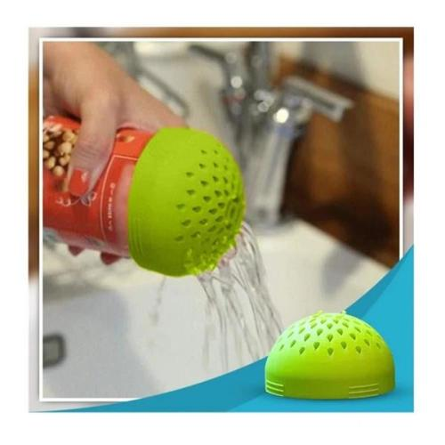 Multifunctional Food Grade Silicone Colander