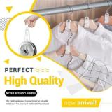 Clothes Hanger Connector Hooks(BUY MORE SAVE MORE)
