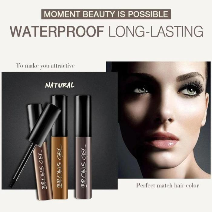 Waterproof Dye Eyebrow Cream
