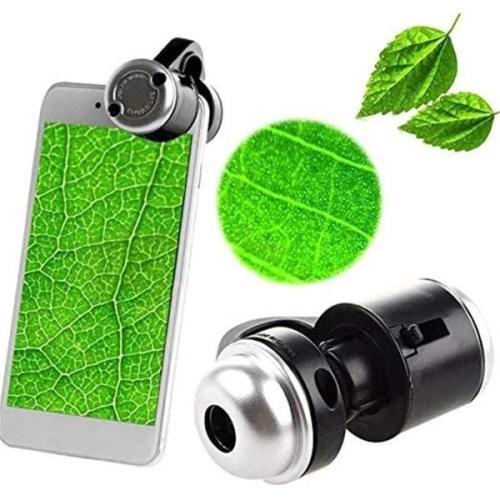 LED Mobile Phone Microscope