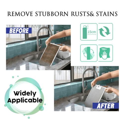 Multi-functional Super Rust Removal Foam Clean Spray