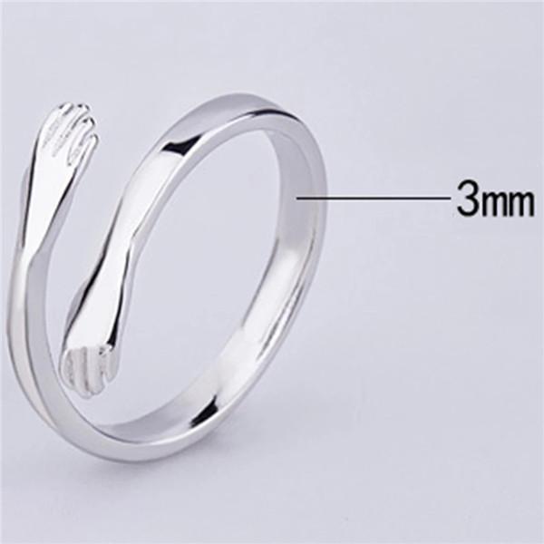 Love Hug Ring