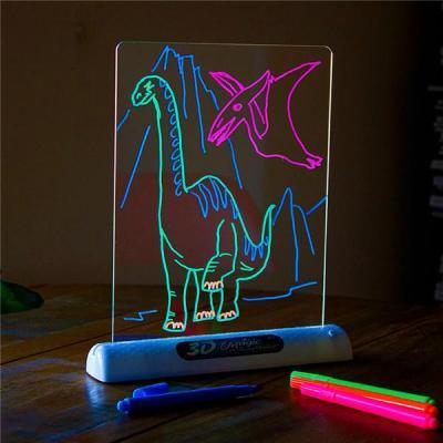 Magic 3D Drawing Board