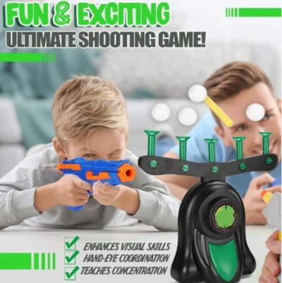 Floating Ball Shooting Game