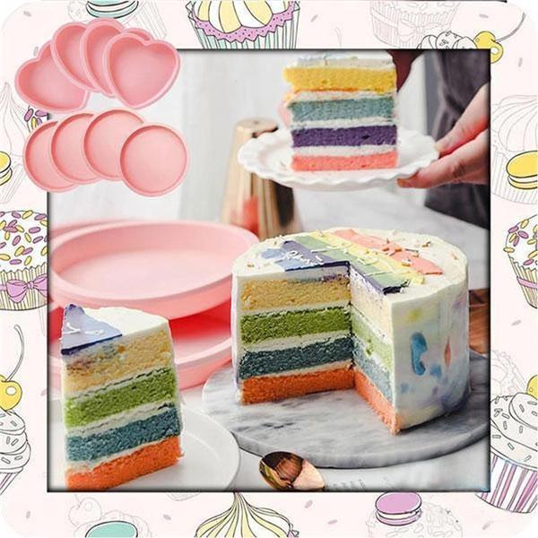 BAKE PRO LAYERED CAKE MOULD